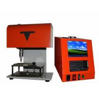 Wholesale Automatic VIN code 3-6 characters/second marking speed Pneumatic Tag marking machine for metal parts from china suppliers