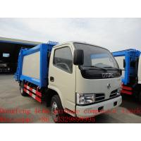 Wholesale dongfeng garbage refuse garbage truck for sale from china suppliers