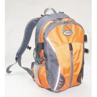 Wholesale Polyester Texture Front - End Backpack Reflective Customized Sports Bag For Travelling from china suppliers