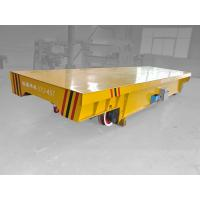 Wholesale Long distance Interbay transfer Heat resistant Flat Handling Wagon running on Rail from china suppliers