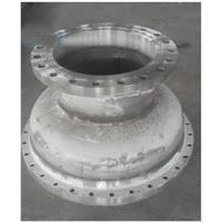 Wholesale Heat Exchanger and Condenser Head Covers Assembled with Flanges Dished Head from china suppliers