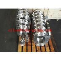 "Wholesale Size:1/2""-24"" ASTM A350 LF2 Flange ASME B16.5  Class:150-1500# from china suppliers"