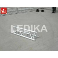 Wholesale Club / Park / Dj Aluminum Trussing Spigot Truss Triangular Trusses 0.5 - 4 Meter from china suppliers