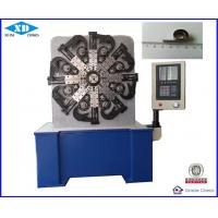 Wholesale 5.5 KW 220V CNC Spring Making Machine / Flat Wire Spring Forming Machine from china suppliers