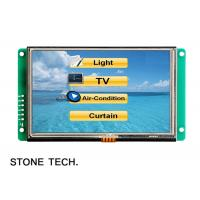 Wholesale High resolution serial 5 TFT LCD Module / lcd screen replacement from china suppliers