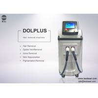 Wholesale Multi Function 510nm - 1200nm E-Light IPL RF Beauty Machine For Hair Removal from china suppliers