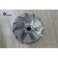 Buy cheap GT22 704136-0002 Turbocharger Parts Turbo Compressor Wheel for ISUZU NPR from wholesalers