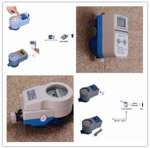 Wholesale LoRa Module Wireless AMR Prepaid Water Meter Water Flow Meter For Water Utilities from china suppliers