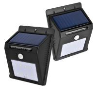 Wholesale 8LEDs Outdoor Lights Waterproof Solar Energy Power Motion Sensor Garden Lamp from china suppliers