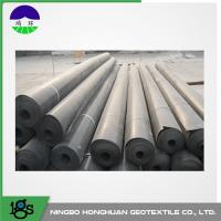 Wholesale 1.50mm HDPE Polyethylene Pond Liner High Seepage For Agriculture from china suppliers
