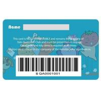 China Barcode Card, RFID Barcode Card, UV barcode card, Print a variety of barcode on sale
