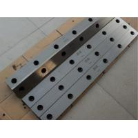 Wholesale 6CrW2Si Metal Shear Blades Sheet Metal Cutting Tools High Performance from china suppliers