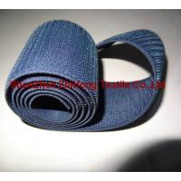 Wholesale Good quality Weave elastic/flexible hook and loop closure nylon fastener tape from china suppliers