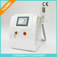 Quality Sapphire E-light IPL RF , ipl age spot and freckle removal machine 8 × 40mm for sale
