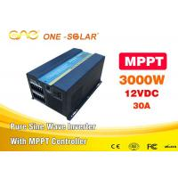 Wholesale Off Grid Dc Ac Solar PV Inverter 3000w Pure Sine Wave Inverter 12v 24v To 220v from china suppliers
