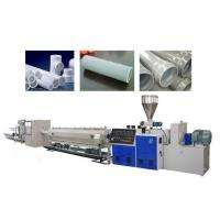 Buy cheap PVC Pipe extrusion machine from wholesalers