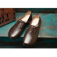 Wholesale Handmade Leather Soft Cowhide Mother'S Shoes Casual Comfort Pregnant Women'S Shoes from china suppliers
