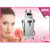 Wholesale Non Invasive 4 Handles Cryolipolysis Fat Loss Equipment Vacuum 650mmHg from china suppliers
