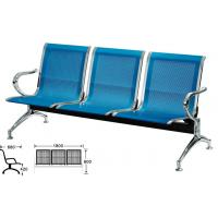 Quality Metal steel 3-seater factory price waiting chairs for salo cheap waiting room chairs waiting chair for sale