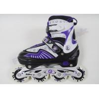 Wholesale Adjustable Girls Boys Inline Hockey Skates With Buckle Closure for Outdoor Sports from china suppliers