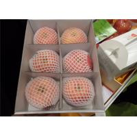 Wholesale Safety Apple Fruit Foam Net Shockproof With Excellent Flexibility And Expansible from china suppliers