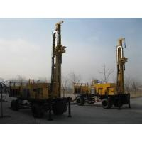 Wholesale Hydraulic Waterwell Drilling Rig 160 Kw Ф108 mm With 6 m Drill Rod from china suppliers