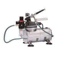 Wholesale Quiet Makeup Airbrush Compressor , Tankless Air Compressor Anti Rust TC-22BK from china suppliers