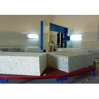 Wholesale Auto Circle Horizontal Sponge Cutting Machine For Square Foam Block Digital Control from china suppliers