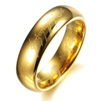 Wholesale New Super Fashion Tagor Jewelry Factory Ceramic Tungsten Series Ring TYWR052 from china suppliers