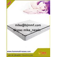 Wholesale Bonnell spring mattress with soft foam in quilting from china suppliers