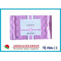 Wholesale Disposable Organic Smooth Feminine privateparts Hygiene Wipes With Fresh Scent from china suppliers