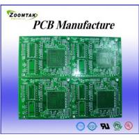 Wholesale High-end consumer electronics 8 Layer Halogen Free PCB Board Manufacturing from china suppliers