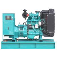 Wholesale 62.5kva 50kw Quiet Standby Diesel Generator Electric Start With Radiator Cooling System from china suppliers