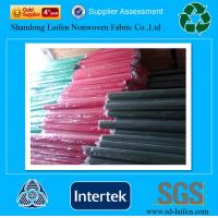 Wholesale Hot sales of pp supnbond fabric of mini rolls for agriculture table cloth from china suppliers