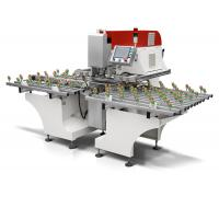 Wholesale Single Axis Automated Glass Drilling Machine for Kitchen / Lighting Glass from china suppliers