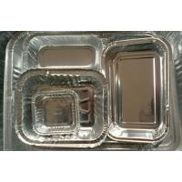 Quality Half hard 8011 H24 Aluminium Container Foil For Take Way , Aluminium Foil Products for sale