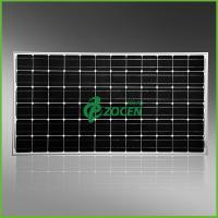 Wholesale Deep Blue Anodized Aluminum Frame Monocrystalline Solar Panels 185Watt from china suppliers