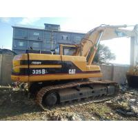 Wholesale Hot sale cheap price 80% new used caterpillar 325BL crawler excavator for sale from china suppliers