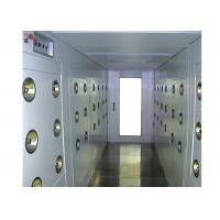 Quality GMP Automatic Pharmaceutical Class 1000 Air ShowerClean Room 50 - 100 Personal for sale