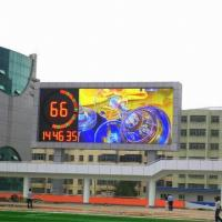 Wholesale Soundboss Weatherproof 10,000 Dots P10 Stadium Led Display For Sports Contest from china suppliers