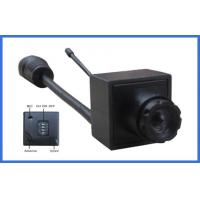 Wholesale DC4V indoor Surveillance Mini 5.8ghz Wireless Camera for Pub / Warehouse from china suppliers