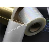 Quality Pressure Sensitive Laminating BOPP Packaging Film PVDC Coated Great Flexibility for sale