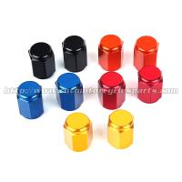 Wholesale Colorful Decoration Tire Air Valve Caps , Air Caps For Tires / Wheel from china suppliers