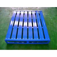 Wholesale Powder Coated Heavy Duty Steel Pallets For Warehouse Management Storage from china suppliers