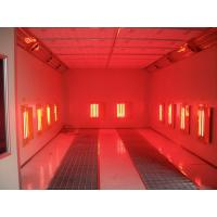 Wholesale Infrared Heating Spray Booth,car painting oven baking spray booth from china suppliers
