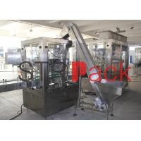Wholesale High accuracy automatic capping machine lid-sender  for lid-revolving 6000bottles / hour from china suppliers