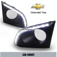 Wholesale Chevrolet Trax DRL LED Daytime Running Lights led headlight retrofit from china suppliers