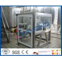 Wholesale SUS304 Pasteurized Butter Making Equipment for Milk Production Line ISO9001 / CE / SGS from china suppliers