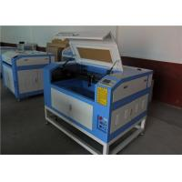 Wholesale Mini Desktop Laser Etching Machine / Laser Engraving Machine For Artcraft Wood from china suppliers