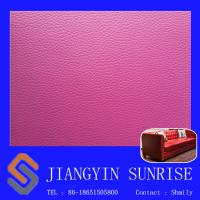 Wholesale Tear Resistant Polyester Furniture Sofa Leather Softness For Car Seat from china suppliers